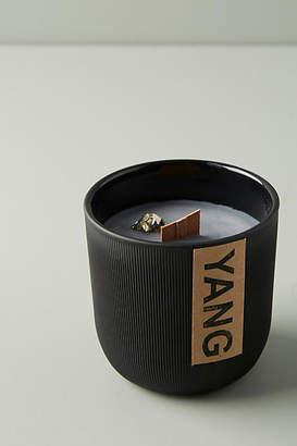 Yin & Yang Wicks and Stones Yin + Yang Collection