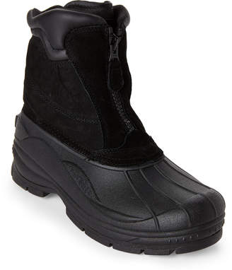 Khombu Black Paul Snow Boots