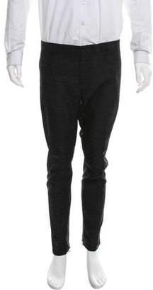 Lanvin Cropped Wool Pants w/ Tags