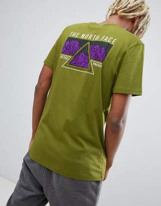 The North Face Ridge T-Shirt in Green