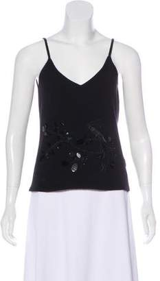 Clements Ribeiro Cashmere Sleeveless Top