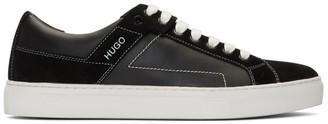 HUGO Black Futurism Tenn Sneakers
