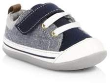 See Kai Run Baby's Stevie II Sneakers - Blue - Size 3 (Child)