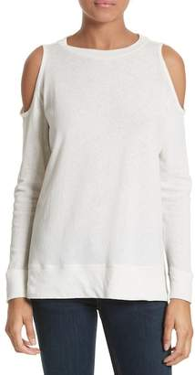 Alice + Olivia Landon Cold Shoulder Pullover