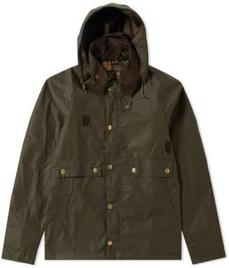 Barbour Heritage Speyside Wax Jacket