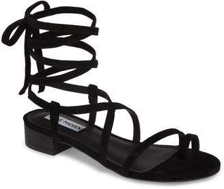 0670eab1f75 Steve Madden Lace Up Sandals - ShopStyle