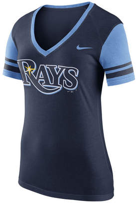 Nike Women's Tampa Bay Rays Fan Top