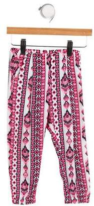 Juicy Couture Girls' Printed Pants