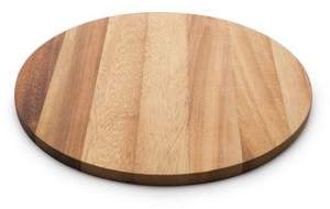 Ironwood Gourmet Gourmet Wood Circle Cutting Board