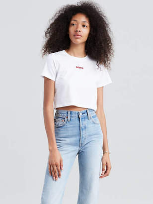 Levi's Baby Tee Shirt T-Shirt
