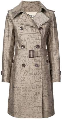 Herno 70th Limited Edition trench coat