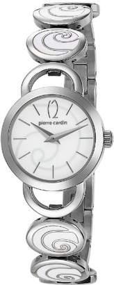 Pierre Cardin Women's Quartz Watch Eclipse PC105252F01 with Metal Strap