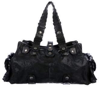 Chloé Leather Silverado Tote