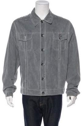 BOSS ORANGE Collection Osaka Faux Suede Jacket