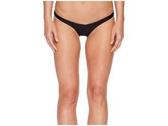 Sports Illustrated Rebel Rebel Skimpy V Bikini Bottom Women's Swimwear