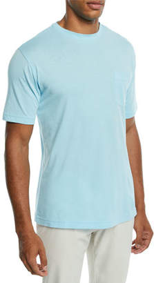 Peter Millar Men's Seaside Summer Pocket T-Shirt