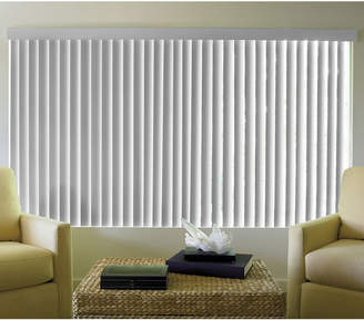 JCPenney JCP HOME HomeTM Linen-Look Vinyl Vertical Blinds
