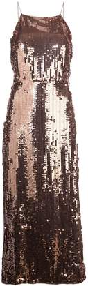 Jason Wu Collection sequinned cocktail dress