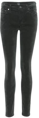 Citizens of Humanity Rocket velvet high-rise skinny jeans