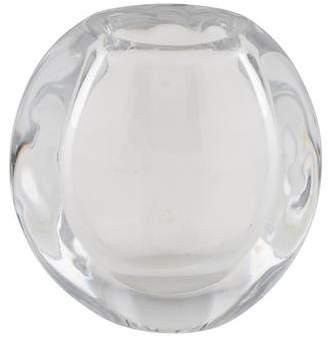 Kosta Boda Crystal Bud Vase