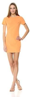 LIKELY Women's Manhattan Short Sleeve Bodycon Dress