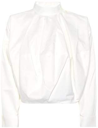 J.W.Anderson Cropped cotton top