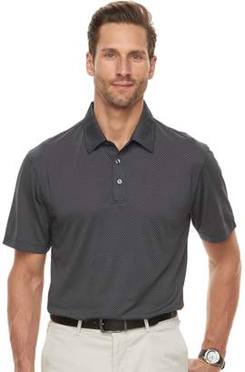 Haggar Men's In Motion Regular-Fit Stretch Polo