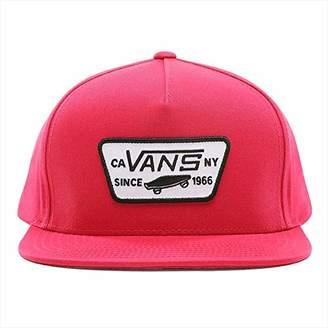 1c0c1a610a8 Vans Men s Full Patch Snapback Baseball Cap