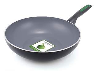 Green Pan 28cm Rio Ceramic Wok