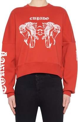 Marcelo Burlon County of Milan 'cupido' Sweatshirt