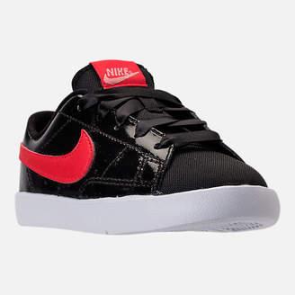 Nike Girls' Toddler Blazer Heart Casual Shoes