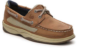 Sperry Lanyard Toddler & Youth Boat Shoe - Boy's