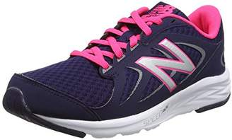 c06bb9f81101 New Balance W490CN4 D Running, Women Fitness Shoes, Multicolor (Navy), (