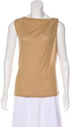 Gucci Sleeveless Cashmere Top w/ Tags