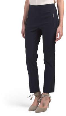 Mill Zip Accent Pants