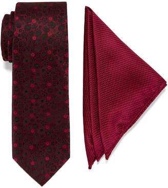 U.S. Polo Assn. USPA Floral Tie Set