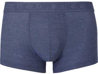 HUGO BOSS Cotton-Blend Boxer Briefs
