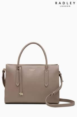 Next Womens Radley Mink Medium Multiway Grab Compartment Bag
