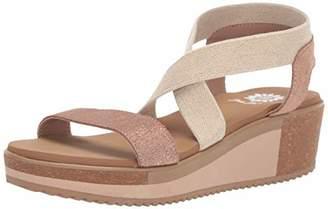 5d2302dd41d Yellow Box Platform Wedge Women s Sandals - ShopStyle