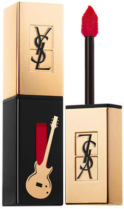 Yves Saint Laurent Beaute Limited Edition Glossy Stain Guitar Edition Lip Color $36 thestylecure.com
