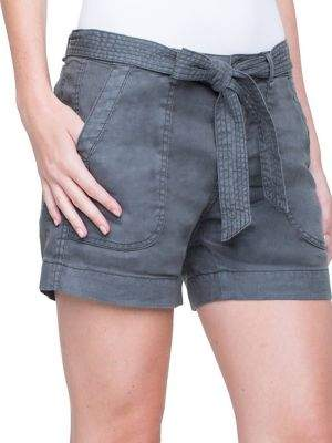 Liverpool Jeans Core Kinley Self-Tie Shorts