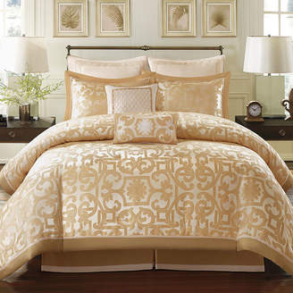JCPenney Madison Park Signature Carmichael 8-pc. Jacquard Comforter Set