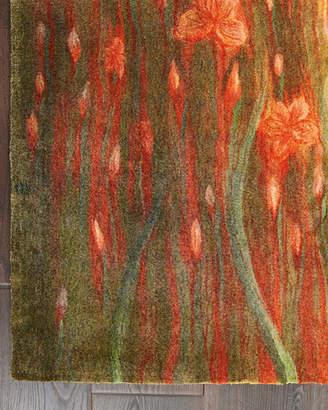 Nourison Lida Sherafatmand By Calla Power-Loomed Rug, 7.9' x 10'