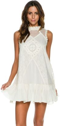 Free People Angel Lace Dress $118 thestylecure.com