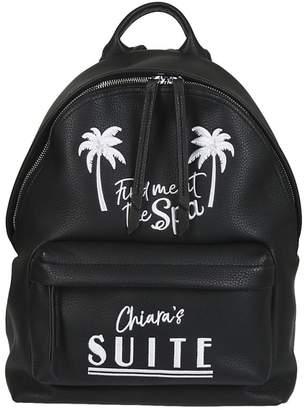 Chiara Ferragni Tropical Backpack