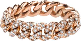 Shay Jewelry Pave Diamond Essential Link Ring