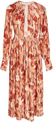 Ulla Johnson Talitha Velvet Dress