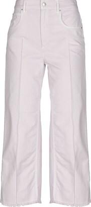 Etoile Isabel Marant Denim pants - Item 42721111NO