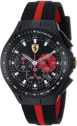 Ferrari Men's 0830023 Race Day Analog Display Quartz Watch