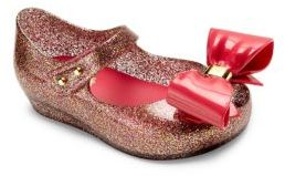 Mini Melissa Baby's, Toddler's and Kid's Ultragirl Sweet Mary Jane Flats $63 thestylecure.com